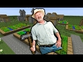 Agriculture Fun| Minecraft ps4 EP.3