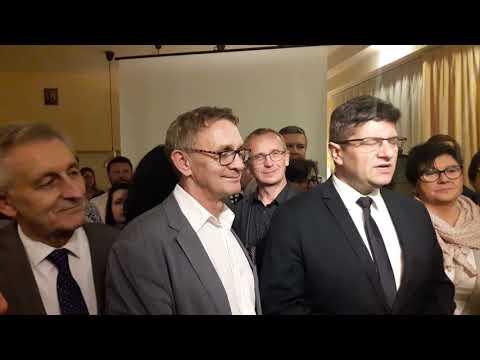 Grzegorz Mackiewicz ponownie prezydentem Pabianic