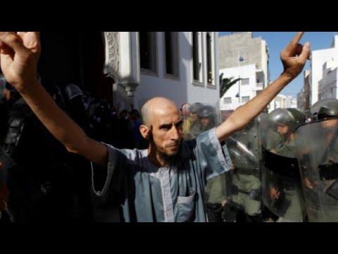 المغرب: مثول 21 متهما بتأييد الحراك الشعبي في الريف أمام القضاء بالدار البيضاء  - 12:22-2017 / 10 / 4