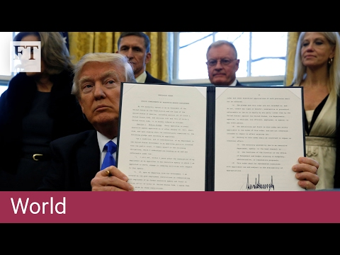 Executive orders explained | World