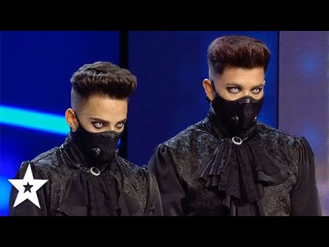 Download VAMPIRE DANCERS Claim GOLDEN BUZZER! | Got Talent Global