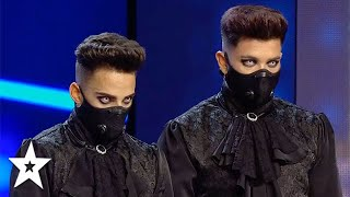 VAMPIRE DANCERS Claim GOLDEN BUZZER! | Got Talent Global