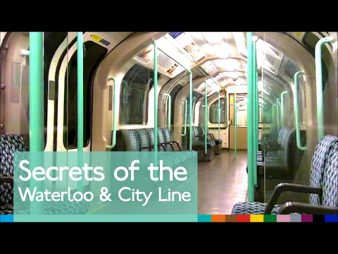 Secrets of the Waterloo and City Line