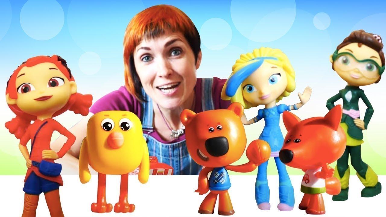 WOW-box Сказочный ПАТРУЛЬ и Мимимишки - Маша Капуки Кануки распаковывает новые игрушки для детей!