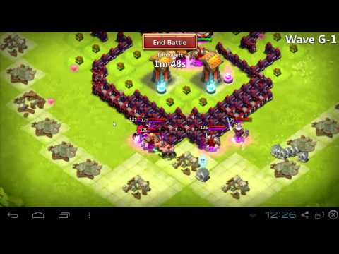 #022 HBM G Lucky Victory, Improving 40:1 - Castle Clash