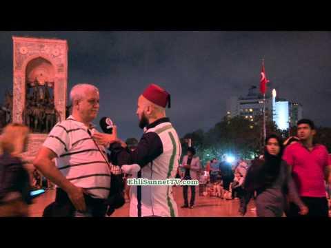 Ahsen Tv Ateistte Allah Dedirtti