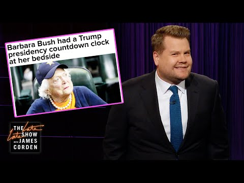Barbara Bush Really, Really Didn't Like Trump