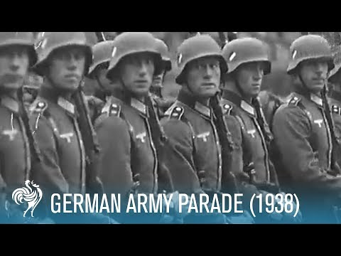 When Chilean Army Is More German Than Germany Kontraband