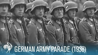 German Army Parade (1938) | British Pathé
