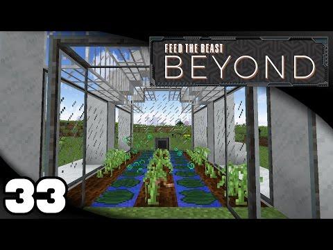 FTB Beyond - Ep. 33: Soybean Greenhouse