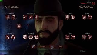 Ultra Gameplay - Vampyr [Skills, Upgrades, Diseases & more]