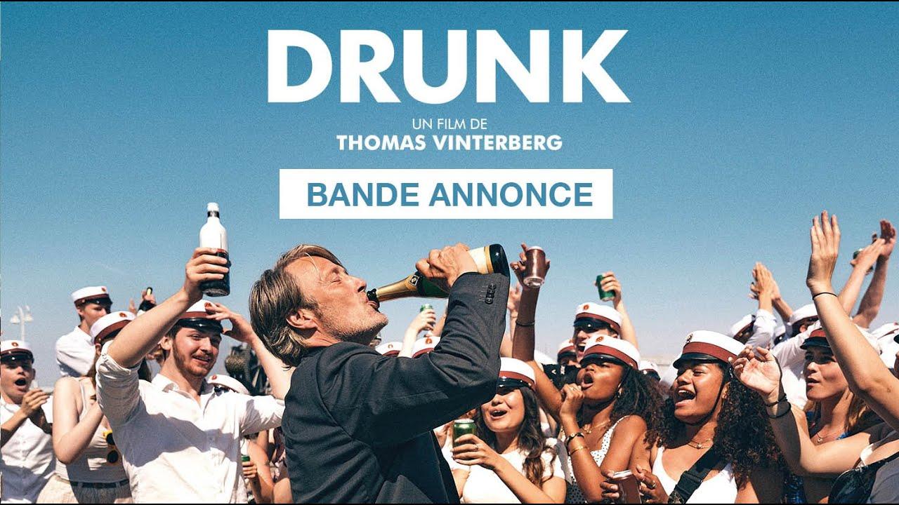 """""""Drunk"""", de Thomas Vinterberg, nominé au César du meilleur film étranger 2021 - Cultea"""