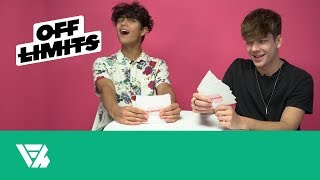 Nathan Triska and Ben of the Week | Off Limits