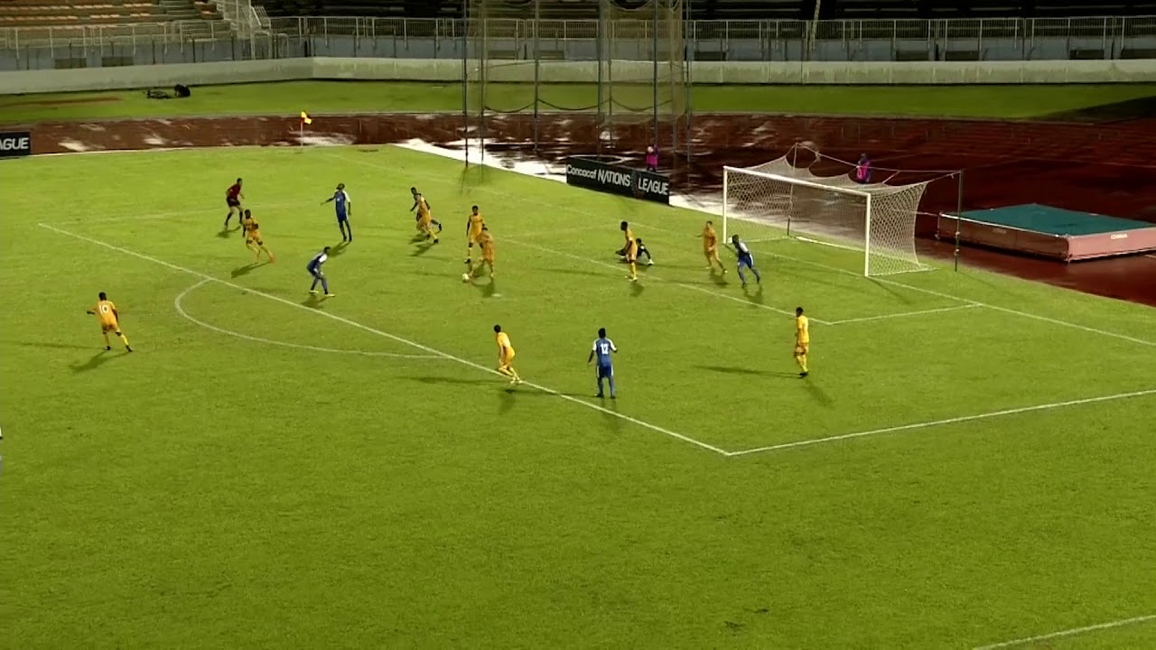 CNL 2018  Martinique vs British Virgin Islands Highlights - YouTube f806b867c40c7