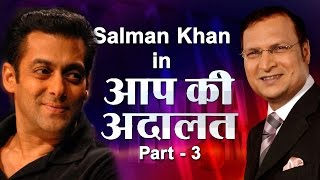 Gambar cover Salman Khan In Aap Ki Adalat (Part 3) - India TV