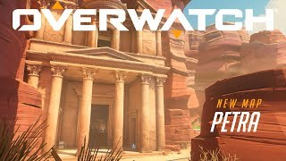 [COMING SOON] Petra | New Deathmatch Map | Overwatch