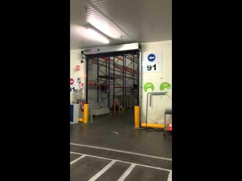 Ultratech - Portes rapides industrielles