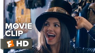 Naomi and Ely's No Kiss List Movie CLIP - Costume Shop (2015) - Victoria Justice Movie HD