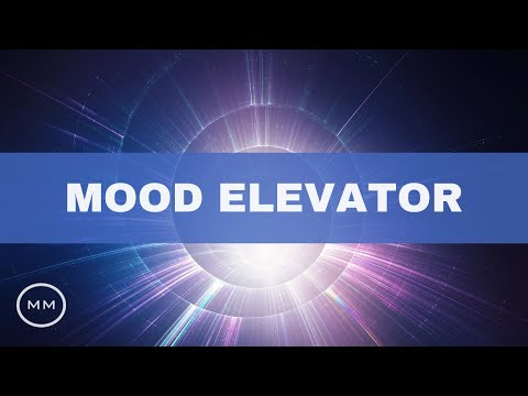 Mood Elevator - 10.5 Hz - Serotonin Release + Mental Balance - Binaural Beats - Meditation Music