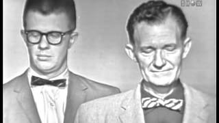 To Tell the Truth - Father/son MLB players; PANEL: Peggy King, Johnny Carson (Sep 11, 1961)