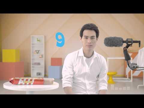 【孔雀餅乾,我的餅乾】Yi-Hsun Lee的吃法 (咀嚼篇)