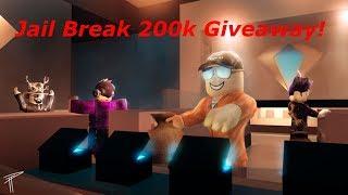 [CHIUSO] Roblox JailBreak 280k giveaway [CLOSED]