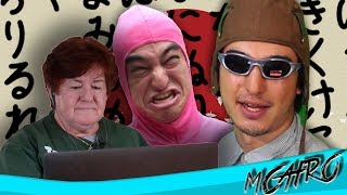 ELDER REACTS TO FILTHY FRANK