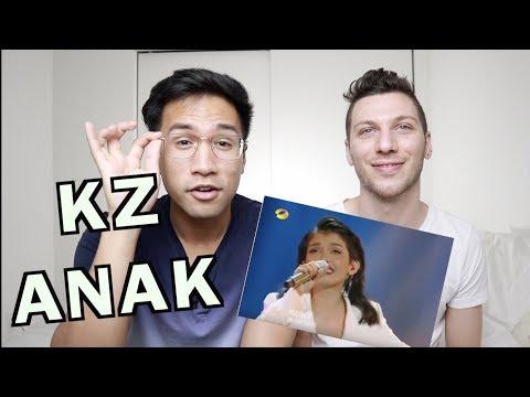 """KZ Tandingan Sings """"Anak"""" In Singer 2018 Breakout Round   REACTION"""