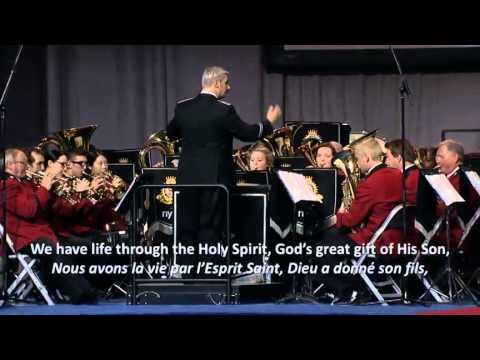 Salvation Army Territorial Congress 2014 - Saturday Evening English