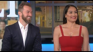 Nikki Bella REVEALS How She Told Artem Chigvintsev She Was Pregnant! | Full Interview