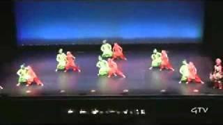 Bhangra Empire Danceムガール帝国舞踊 ↝ TBNYD13