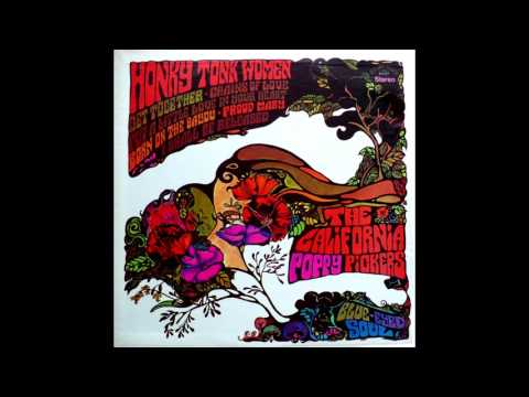 The California Poppy Pickers - Honky Tonk Women (The Rolling Stones Cover)