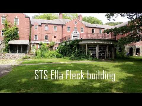Ella G. Fleck Hall, Southbury Training School