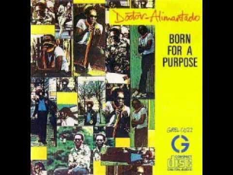 Dr. Alimantado - Born For A Purpose (Reason For Living)(1987)