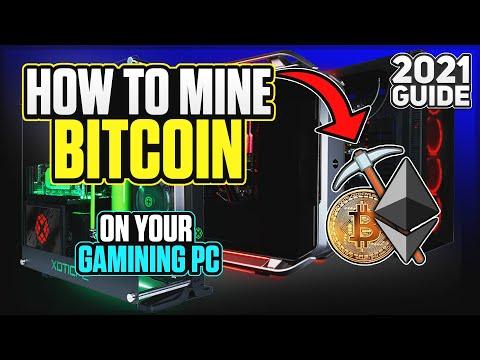 How To Mine Bitcoin | NiceHash 2021 Guide