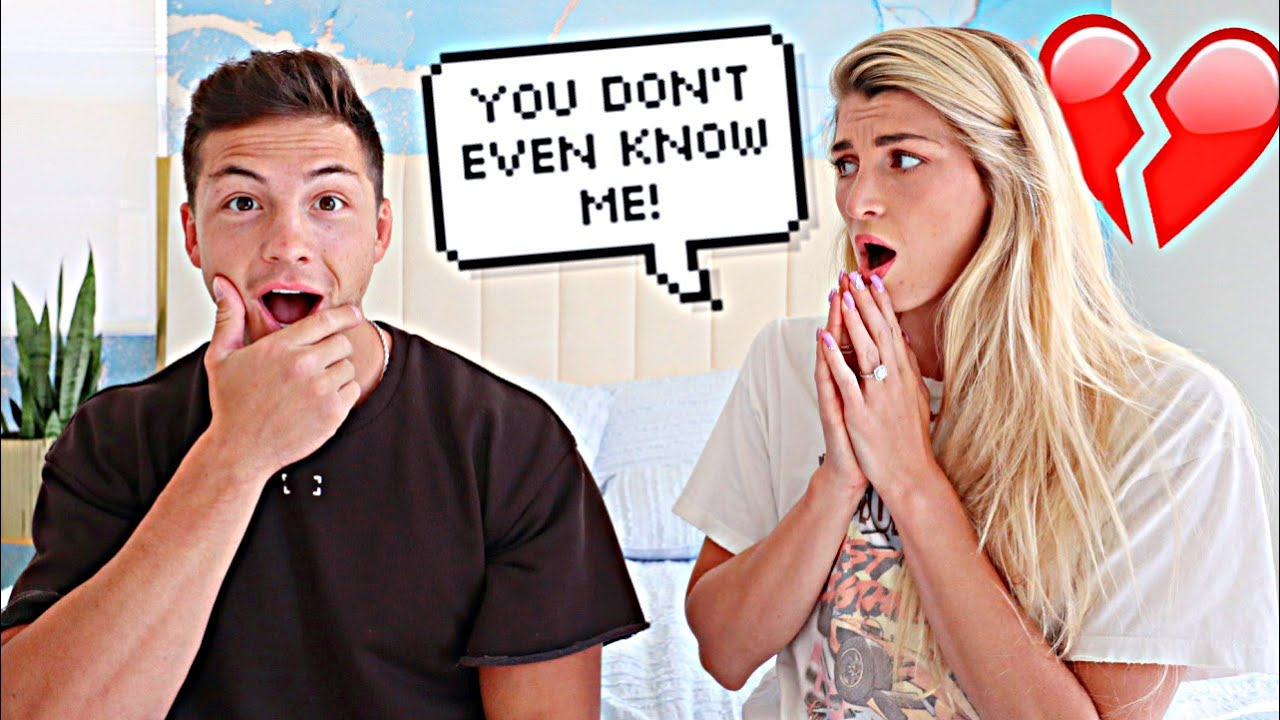 Finding Out If We Should Get Married??