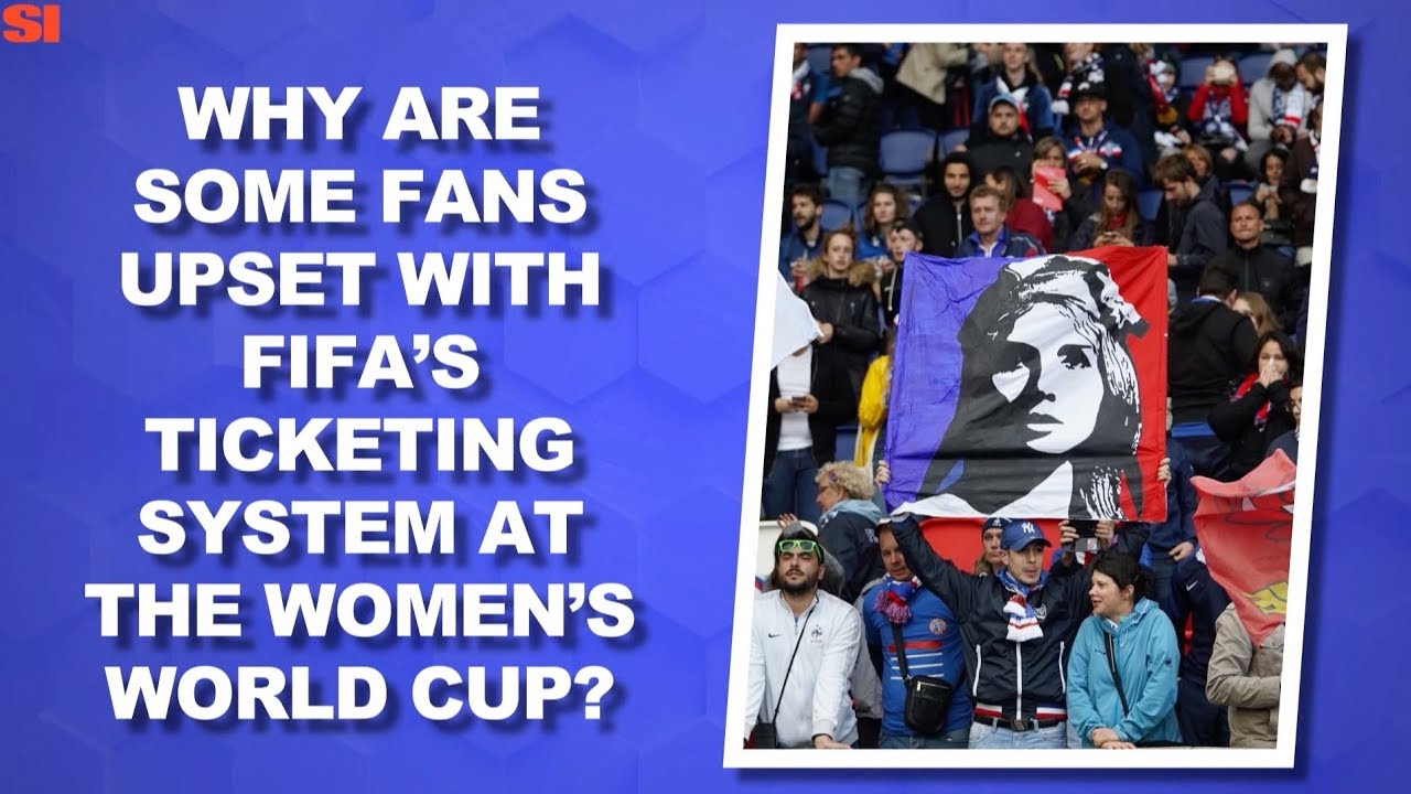 Ticketing Issues at the Women's World Cup | Women's World Cup Daily