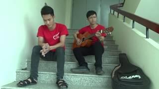 Wait-oringchains (cover demo)-Thủy Lợi Guitar club