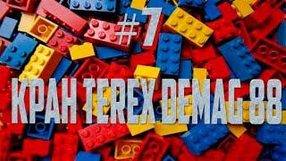 Кран Terex Demag CC 8800 (Лего версия)(, 2014-05-03T18:57:46.000Z)