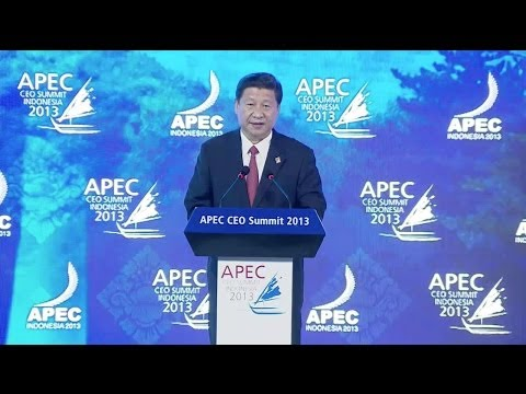 APEC CEO Summit 2013 - Session 14