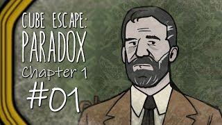 นักสืบเดลกับหญิงลึกลับ | Cube Escape Paradox Chapter 1-1
