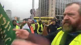 Irish YellowVests across Ireland start to tackle FGFF