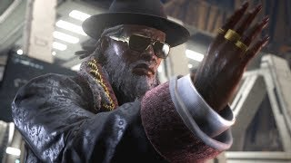 TEKKEN 7 | Leroy Smith DLC Gameplay