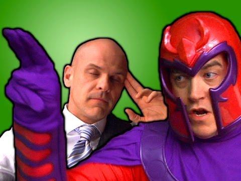 Magneto & Professor X Therapy! Session #8