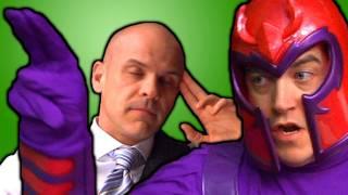 magneto professor x therapy session 8