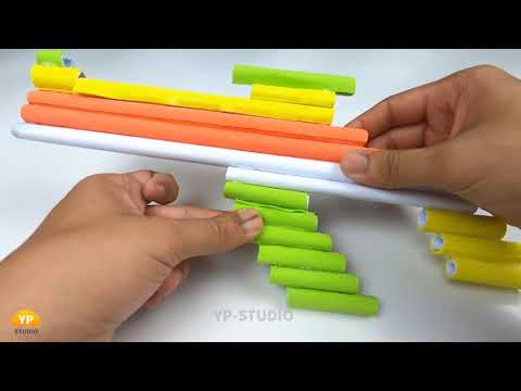 DIY Paper Guns Life Hacks - DIY Projects Paper Sniper Rifle Tutorial with Jason