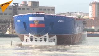 Nuclear 'Arctic': Russia Launches World