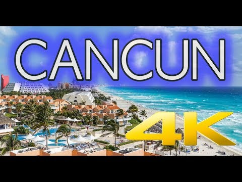 Cancun Safety? Mexico Travel Tour 4K