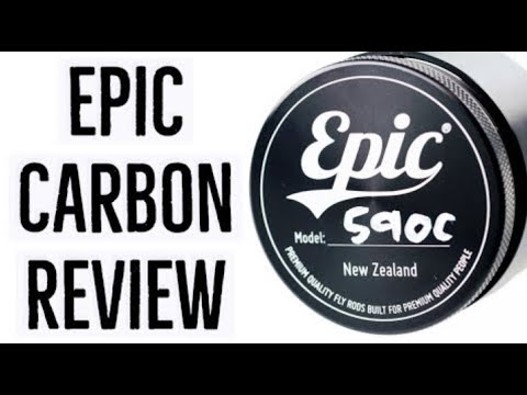 Epic Carbon/Graphite Fly Rod Review