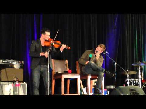 David Alpay violin